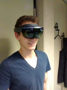 HoloLens Timo