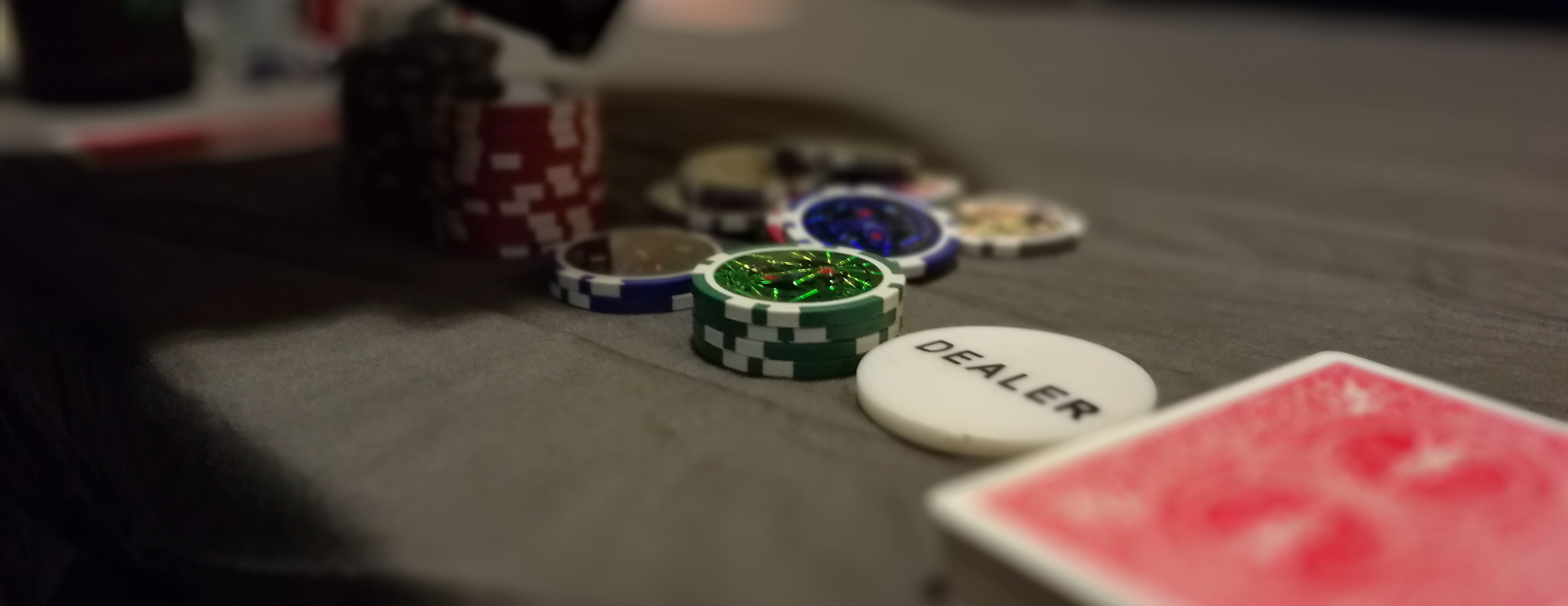 Poker Terms Selection