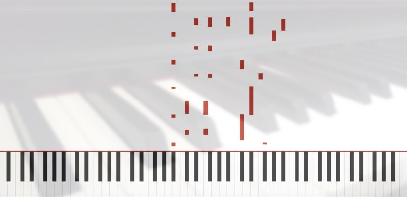Digital-Piano Dashboard