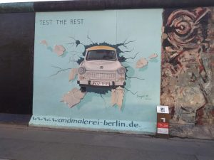 "Wall Segment ""Car"""